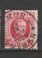 COB 202 Oblitération Centrale NAMUR Dispersion D'un Ensemble Houyoux Oblitération Concours - 1922-1927 Houyoux