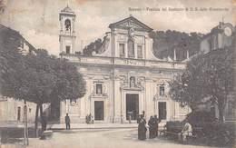 Savona - Facciata Del Santuario Di N. S. Della Misericordia - Savona