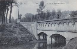 CPA Hal / Halle - Le Pont Du Canal De Charleroi - SBP N° 17 - Carte Bleue - Halle