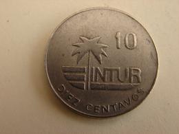 10 CENTAVOS 1981. - Cuba
