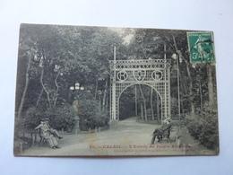 CALAIS - L'Entrée Du Jardin Richelieu - Calais