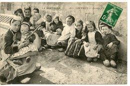 Loctudy - Groupe D'enfants - Loctudy
