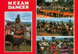 1 AK Kamerun Cameroun * Mezam Tänzer Aus Der Region Nord-Ouest * - Cameroun