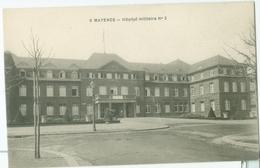 Mayence; Hôpital Militaire No. 2 - Nicht Gelaufen. (G. Sebrub) - Mainz