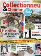 Livres, BD, Revues > Français > Non Classés Collectionneur Et Chineur N°181 Jouets CIJ,Figurines Tintin - Livres, BD, Revues