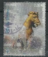 FRANCIA 2010 - YV 4440 - Cachet Rond - Fête Du Timbre - France
