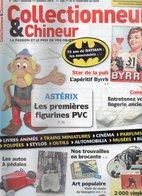 Livres, BD, Revues > Français > Non Classés Collectionneur Et Chineur N°184 Asterix,Birrh,autos A Pédales - Livres, BD, Revues