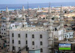 1 AK Puntland - Ein Autonomer Teilstaat In Somalia * Ansicht Von Boosaaso - Größte Stadt In Puntland * - Somalie