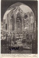 DEPT 51 : édit. Patriotique  : Reims Un Obus Dans L église Saint Rémi - Reims