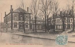 MOURMELON LE GRAND La Mairie Et Les écoles 631K - Mourmelon Le Grand