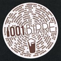 I  ITALIE  BIERVILTJE  1001  BIRRE - Bierviltjes