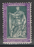 Italie - YT 216 * - 1928 - Mint/hinged