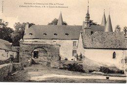 Châteaugiron Le Château Du Bois-Orcan - Châteaugiron