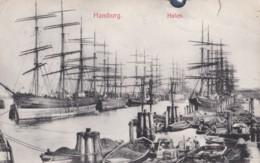 AO67 Hamburg, Hafen - 1910's - Germany