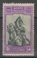 Italie - YT 222 * - 1928 - 1900-44 Victor Emmanuel III