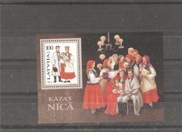 MNH Block Nr.6 In MICHEL Catalog - Lettonie