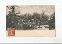 MAS DE FOURQUES (LUNEL HERAULT) 1910 JARDINIER - Lunel