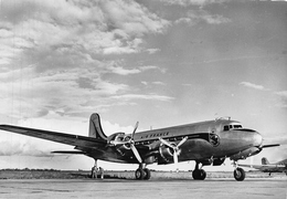 Avion - Douglas DC4 Skymaster - En Service Sur Les Lignes Air France - 1946-....: Ere Moderne