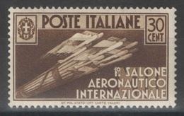 Italie - YT 365 * - 1935 - 1900-44 Victor Emmanuel III