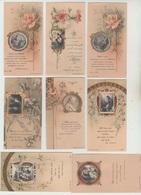 SANTINO N. 14 SANTINI BOUMARD PARIS FILS IMAGE PIEUSE -DEVOTIONAL IMAGES ANNI '20 - Devotion Images