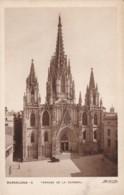 AQ20 Barcelona, Fachade De La Catedral - Barcelona