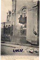 DEPT 51 : édit. The New America N° 227 : Le Crime De Reims église Saint André Rue Du Faubourg Cérés - Reims