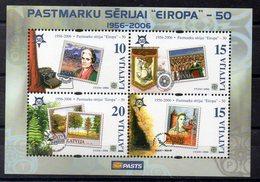 LETTONIE  Timbres Neufs ** De 2006  ( Ref 6252 )  EUROPA - Lettonie