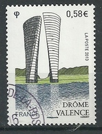 FRANCIA 2013 - YV 4735 - Cachet Rond - Valence - France