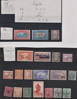 Ex Col Françaises N 05--voir Scans - Collections (with Albums)