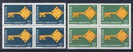 TURQUIE  Timbres Neufs ** De 1968  ( Ref 6253 )  EUROPA - Unused Stamps