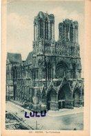 DEPT 51 : édit. Politi Dupuy N° 620 : Reims La Cathédrale - Reims