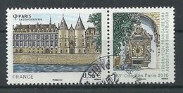 FRANCIA 2010 - YV 4494 - Cachet Rond - France