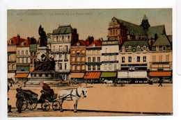 - CPA SAINT-QUENTIN (02) - La Place Et La Basilique 1925 - Editions Lévy N° 4 - - Saint Quentin