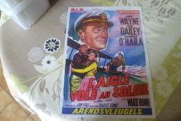 -- AFFICHE DE CINEMA AUTHENTIQUE------ John-Wayne--Dan Dailey-- Maureen O'Hara . - Affiches & Posters