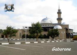 Botswana Gaborone Mosque New Postcard - Botsuana