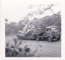 AR16 Photograph - Small Photo, Articulated Lorry With Load - Cars