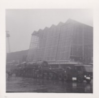 AR16 Photograph - Very Large Articulated Lorry - Cars