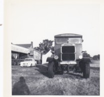 AR16 Photograph - Front View Of A Redburns Truck - Cars