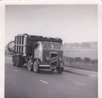 AR16 Photograph - Rigid Lorry At Ridge Hill, 1952 - Cars