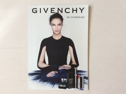 Carte  Maquillage - Cartas Perfumadas