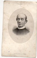 Jean-Joseph Dox Priester  °Meerhout Gestel 1805 Cambrai Vicaire Averbode Ixelles +1878 Ixelles  Litho Florimond Van Loo - Cartes