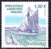 TAAF - 2013 - Voilier : Le Mischief ** - Terres Australes Et Antarctiques Françaises (TAAF)