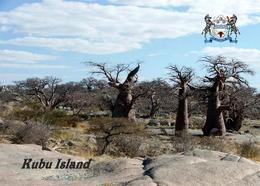 Botswana Kubu Island New Postcard - Botswana