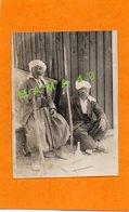 ALGERIE - CARTE PHOTO - LE CAID DE BAKHADDA ET SON CHAMELIER - Algérie