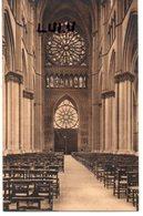 DEPT 51 : édit. G Graff Et Lambert N° 79 : Reims Intérieur De La Cathédrale La Grande Rosace - Reims
