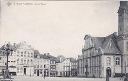 CPA - Saint-Trond - Grand'Place - SBP N° 2 - 1910 - Sint-Truiden