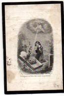 Theresia De Wyngaert Weduwe Guilielmus Van Den Broeck °1782 Betekom +1860 Begijnendijk Druk Aarschot - Cartes