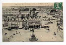 - CPA SAINT-QUENTIN (02) - Vue Générale Côté Nord 1909 - Edition P. D. N° 22 - - Saint Quentin