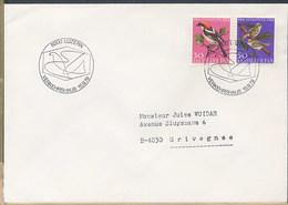 SVIZZERA  -  LUZERN 1979 - COLOMBA - Svizzera