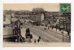 - CPA SAINT-QUENTIN (02) - Panorama Du Pont 1923 - Editions Lévy N° 25 - - Saint Quentin